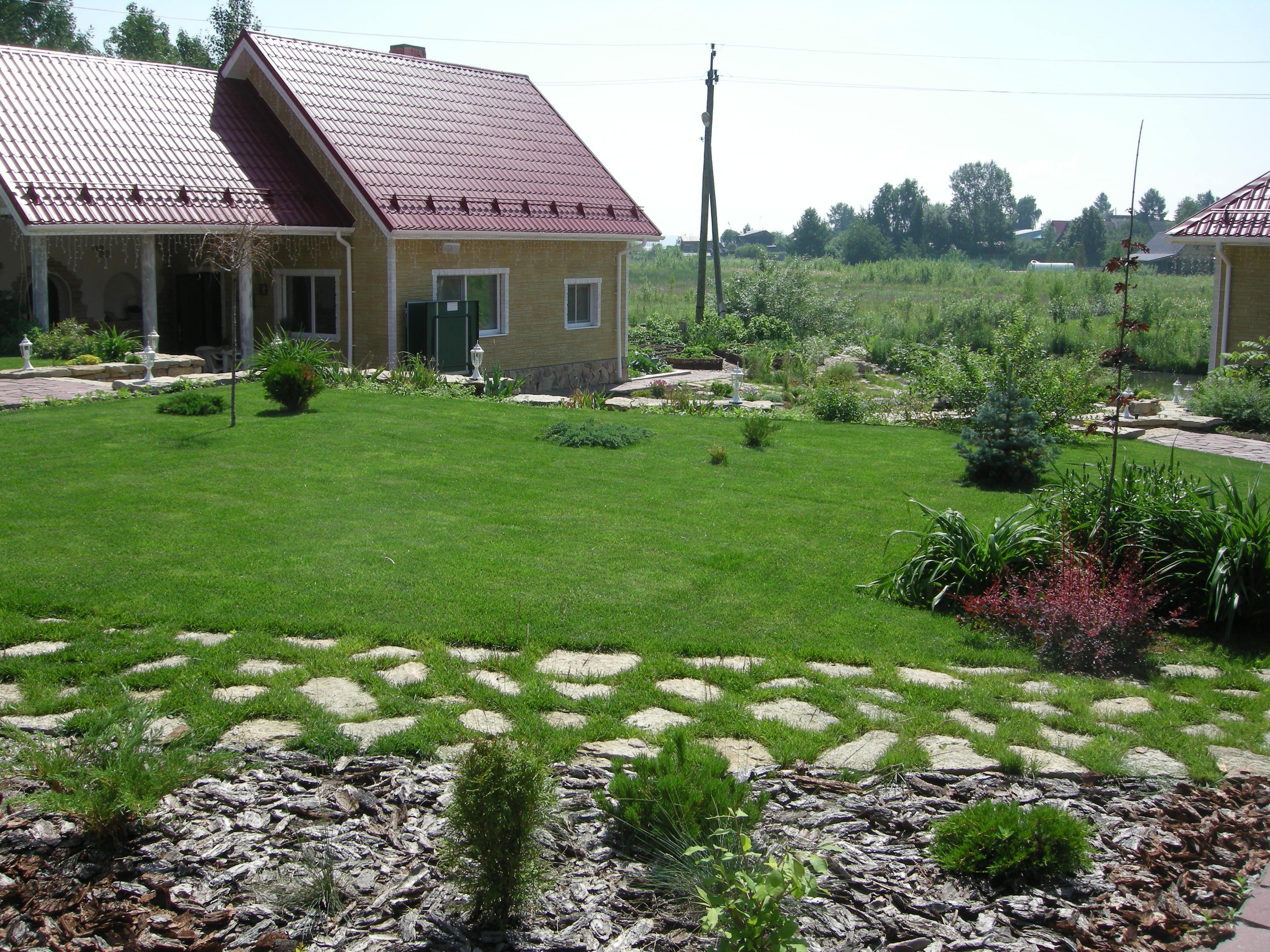 Рулонный газон Екатеринбург цена